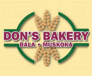 Don's Bakery Logo