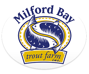 Milford Bay Trout Farm Logo