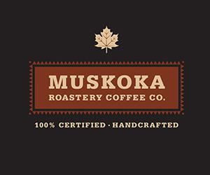 Muskoka Roastery Logo